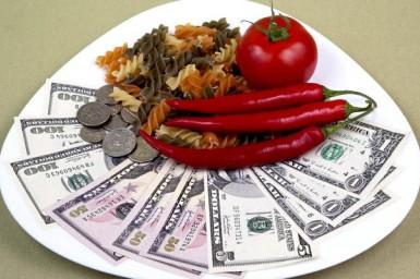 Цены на еду в Паттайе - в ресторане в кафе на рынке