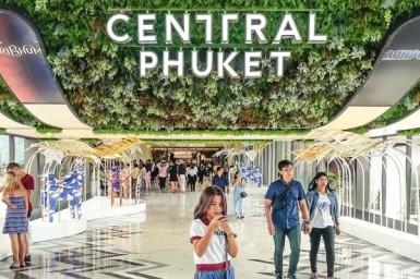 Торговый центр Central Festival на Пхукете и Tops Market