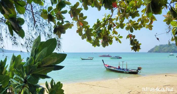 Лучшие пляжи Пхукета, обзор пляжей острова Пхукет