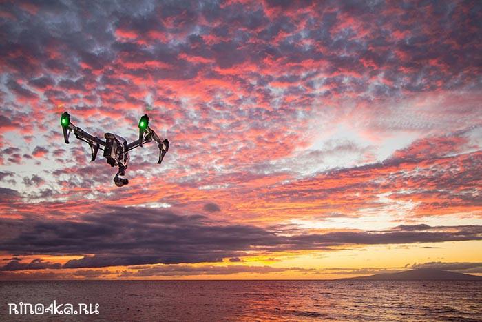 Запрет на дроны