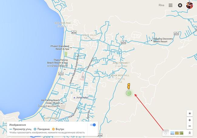 всё о google картах